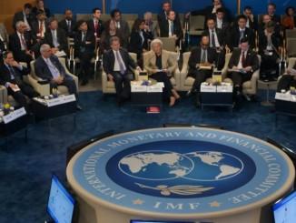 Міжнародний Валютний Фонд зайнятий пошуком нового директора