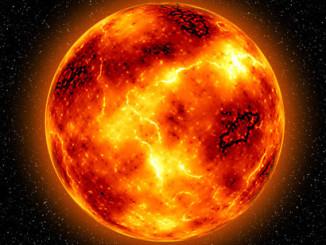 Магнітні плями на сонці