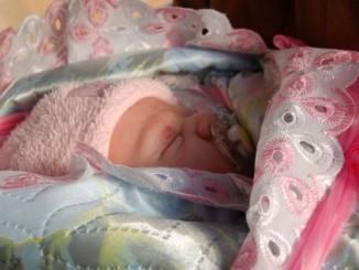 У польському селі вже багато років, новонароджені - тільки дівчатка