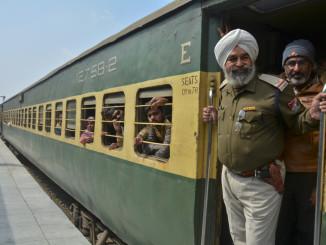 Поїзд Samjhauta Express