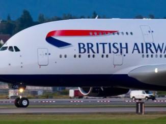 Літак авіакомпанії «British Airways» здійснив екстрену посадку в аеропорту Валенсії