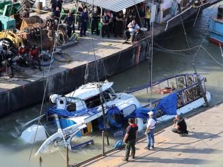 Капітан туристичного судна не винен в аварії на річці Дунай, де загинули 28 людей