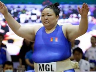 Жінки-борці сумо все частіше виходять на ринг в Японії