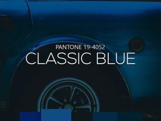 Компанія Pantone оголосила класичний синій кольором 2020 року