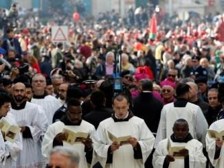 Віфлеєм приймає паломників, охочих відсвяткувати Різдво