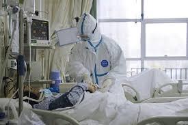 Китай бореться з новим коронавірусом