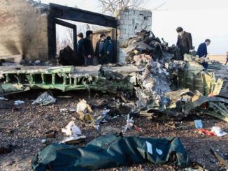 Український авіалайнер розбився біля Тегерану, загинули всі 176 пасажирів