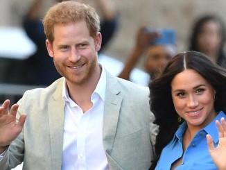 Принц Гаррі і Меган