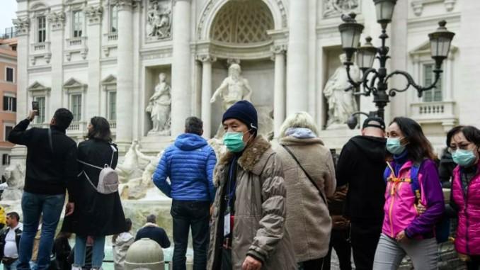 Коронавірус атакує Італію