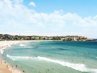Пляж Бонді-Біч в Сіднеї